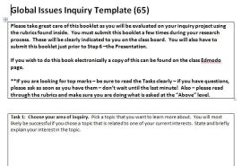 Inquiry booklet pic
