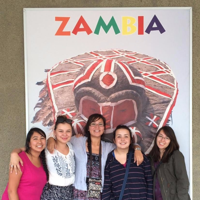 EVENT: Stories from Zambia – Aboriginal Youth Interns share their experiences working overseas