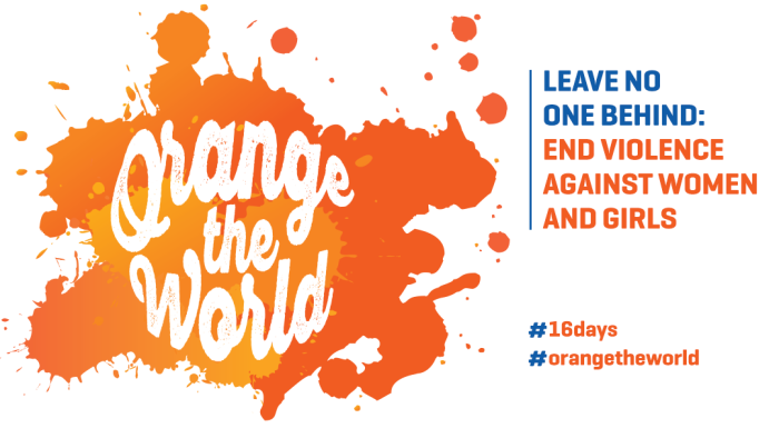 IDEA: 16 Days of Activism Against Gender-Based Violence
