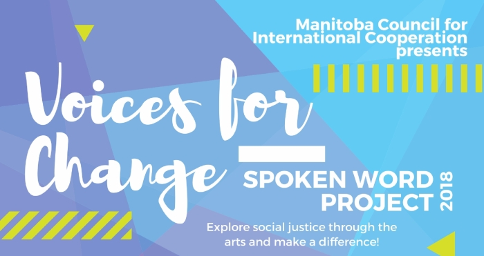 OPPORTUNITY – Manitoba Youth Spoken WordProject