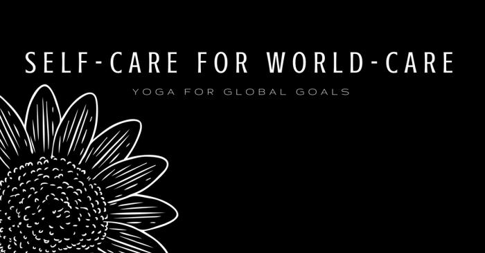 IDEA: Yoga for GlobalGoals
