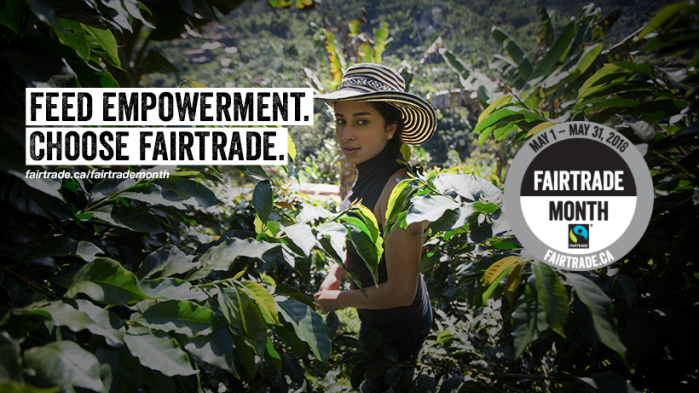 EVENT: Fairtrade Month, May2018