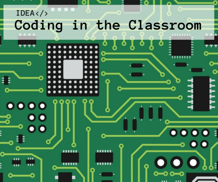 IDEA (& more): Coding in the Classroom