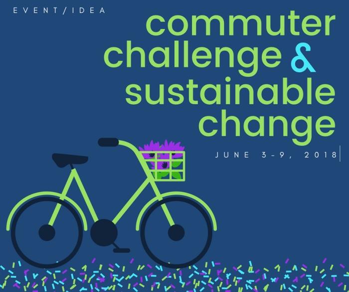 EVENT/IDEA: Commuter Challenge & SustainableChange